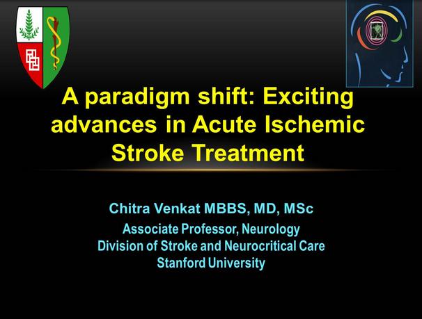 Imaging of acute ischemic stroke